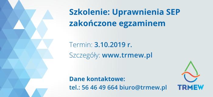 Szkolenie TRMEW_SEP