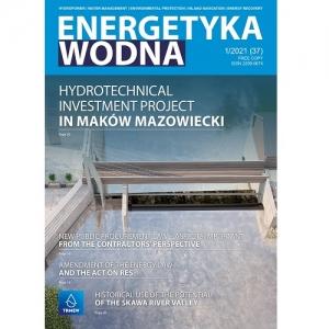 """Anglojęzyczne wydanie 1/2021 """"Energetyki Wodnej"""" już dostępne"""